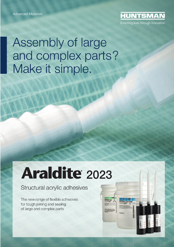 Araldite®-2023-Structural-acrylic-adhesives Front Cover