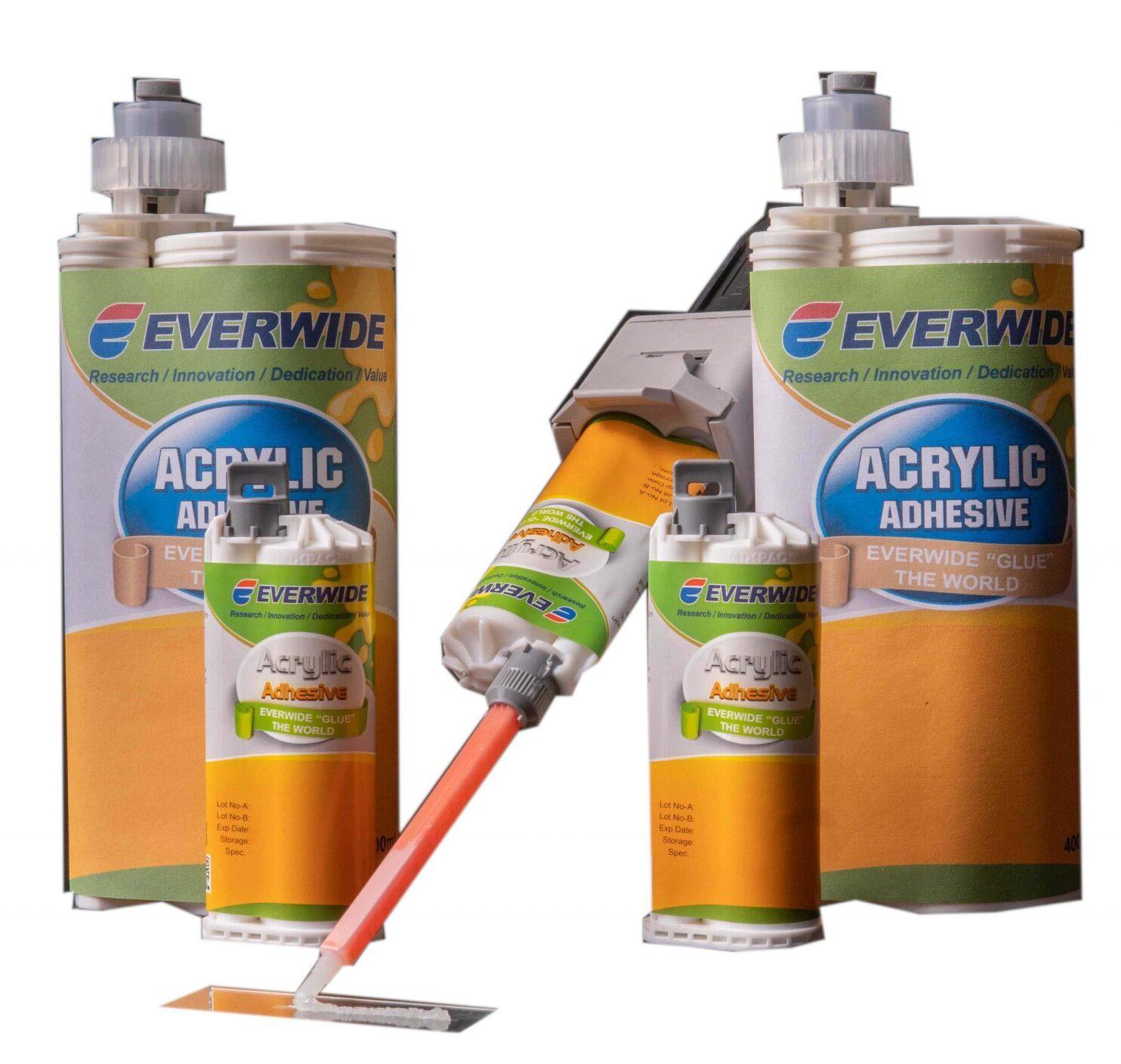 Methacrylate Adhesives