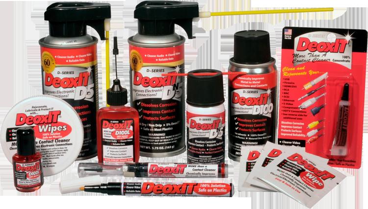 Deoxit D Series