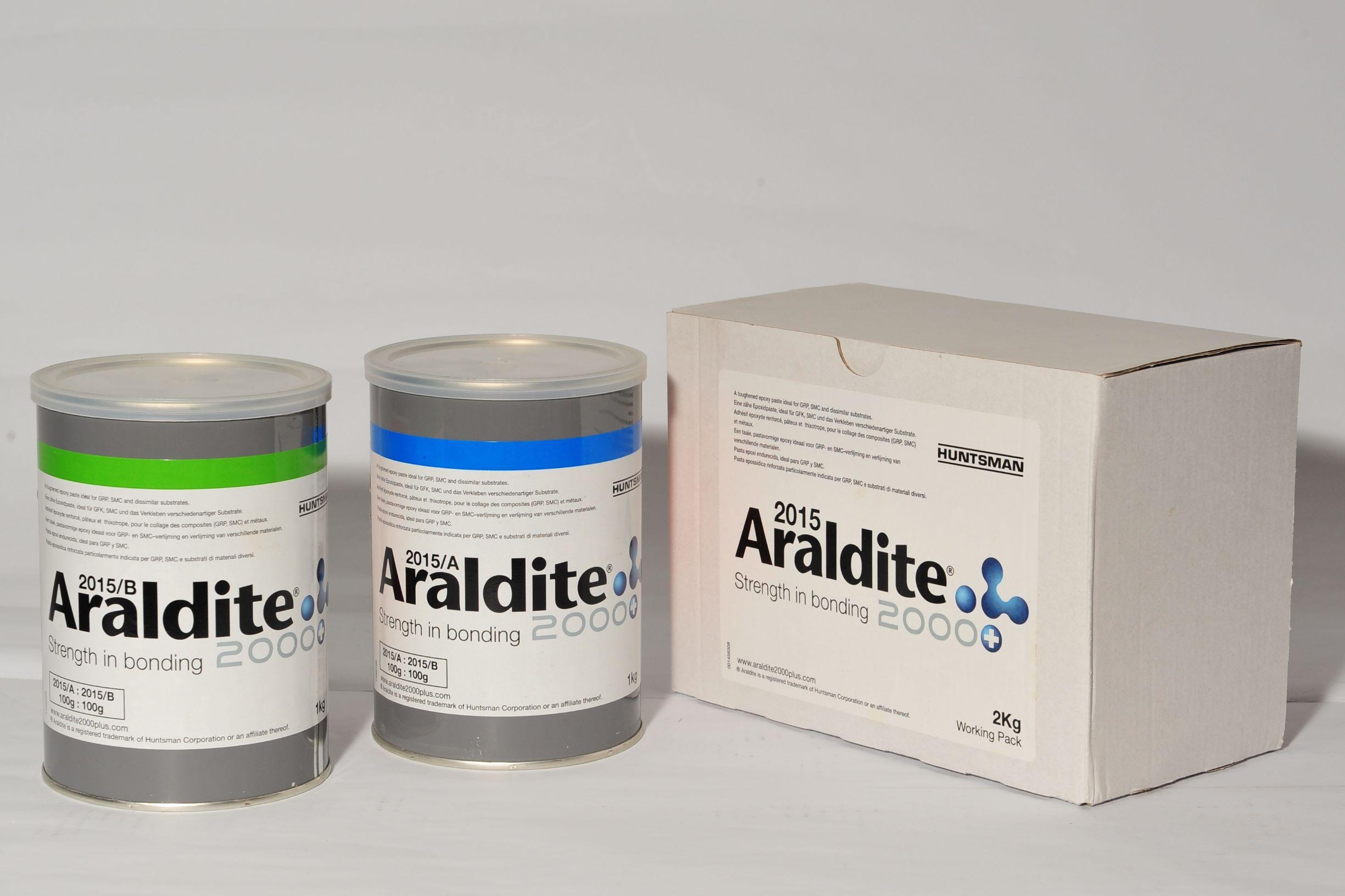 Araldite 2015 Bulk Packaging
