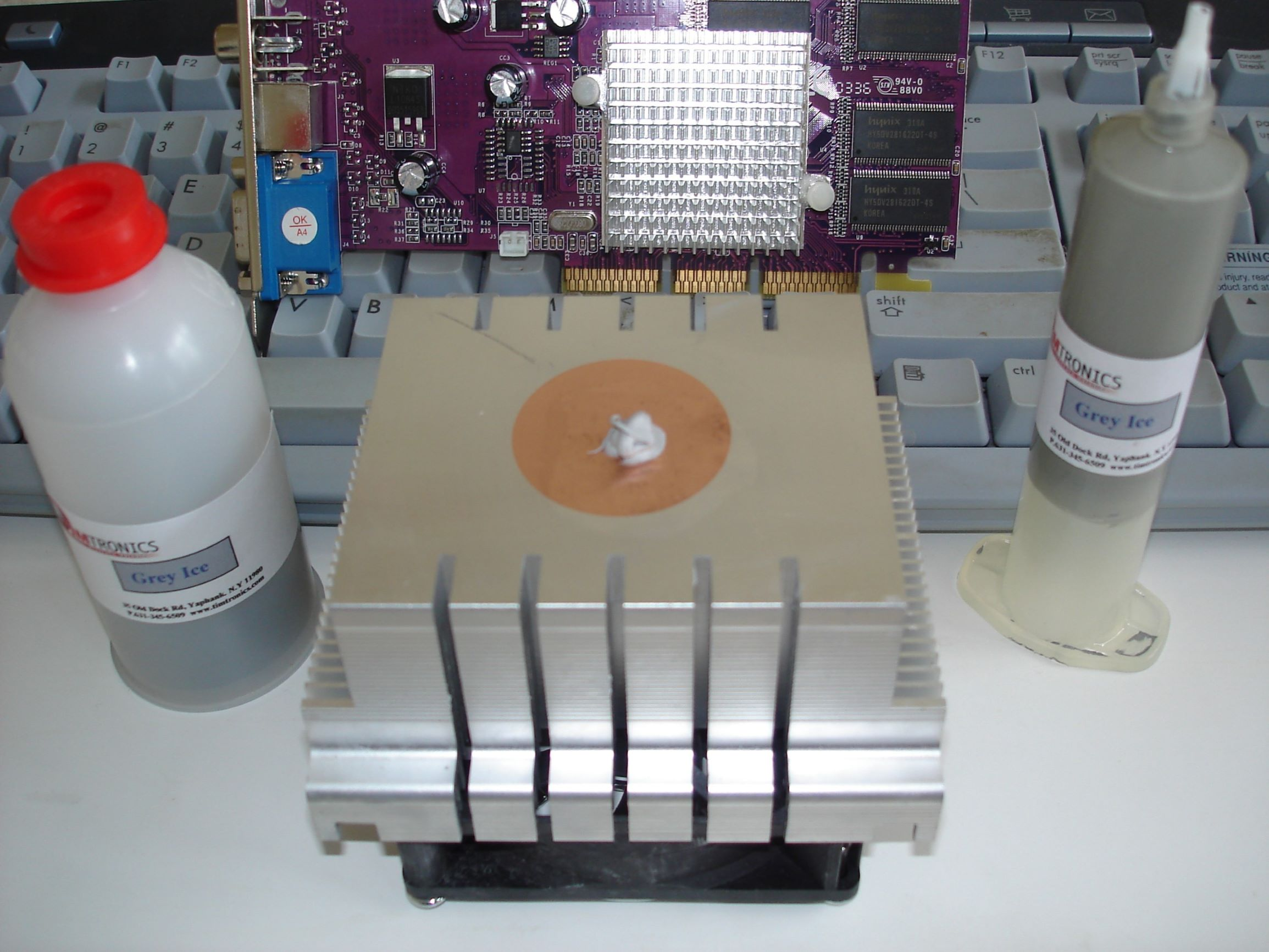Timtronics Thermal Grease