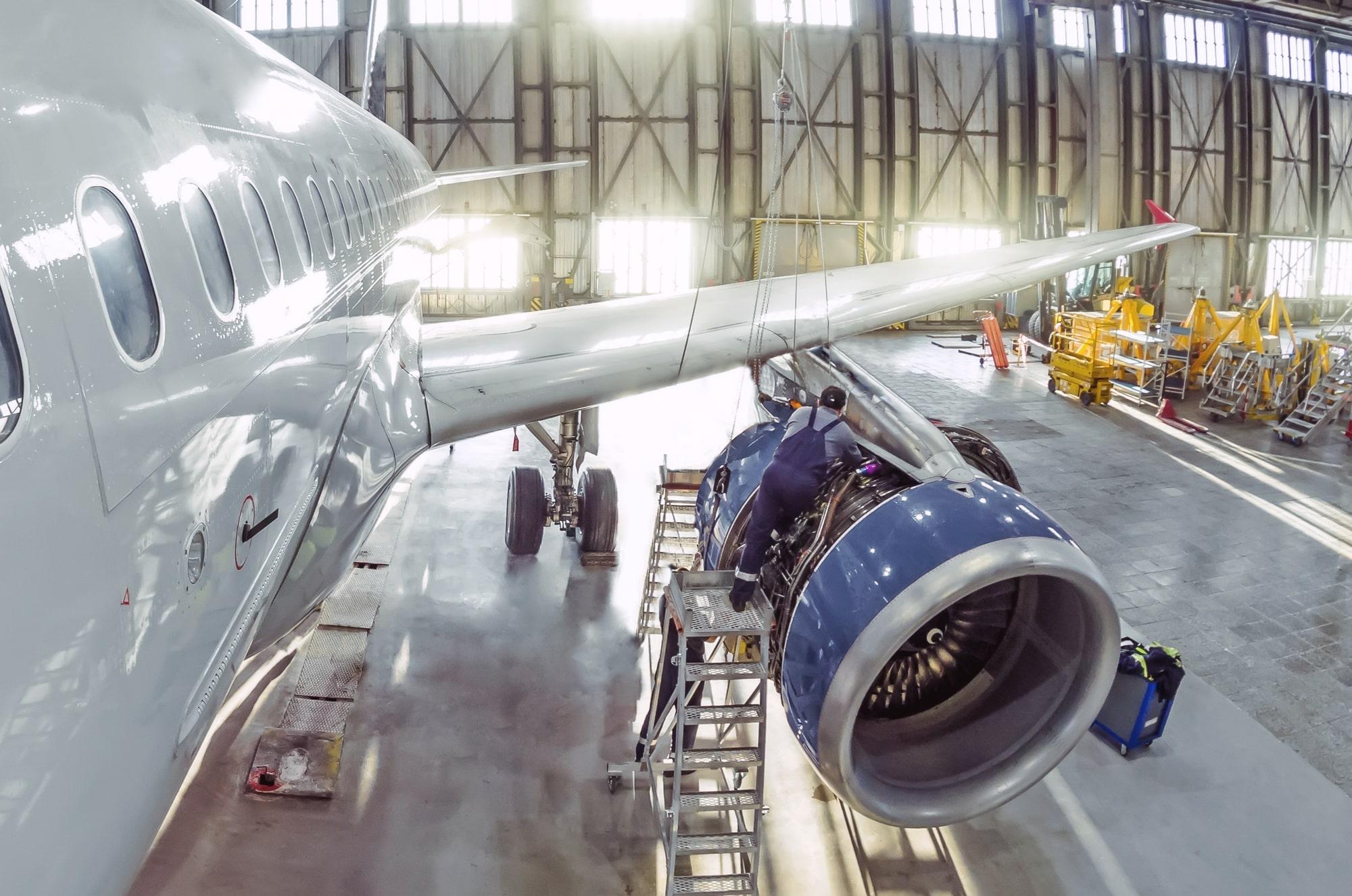 Aircraft Engine-min
